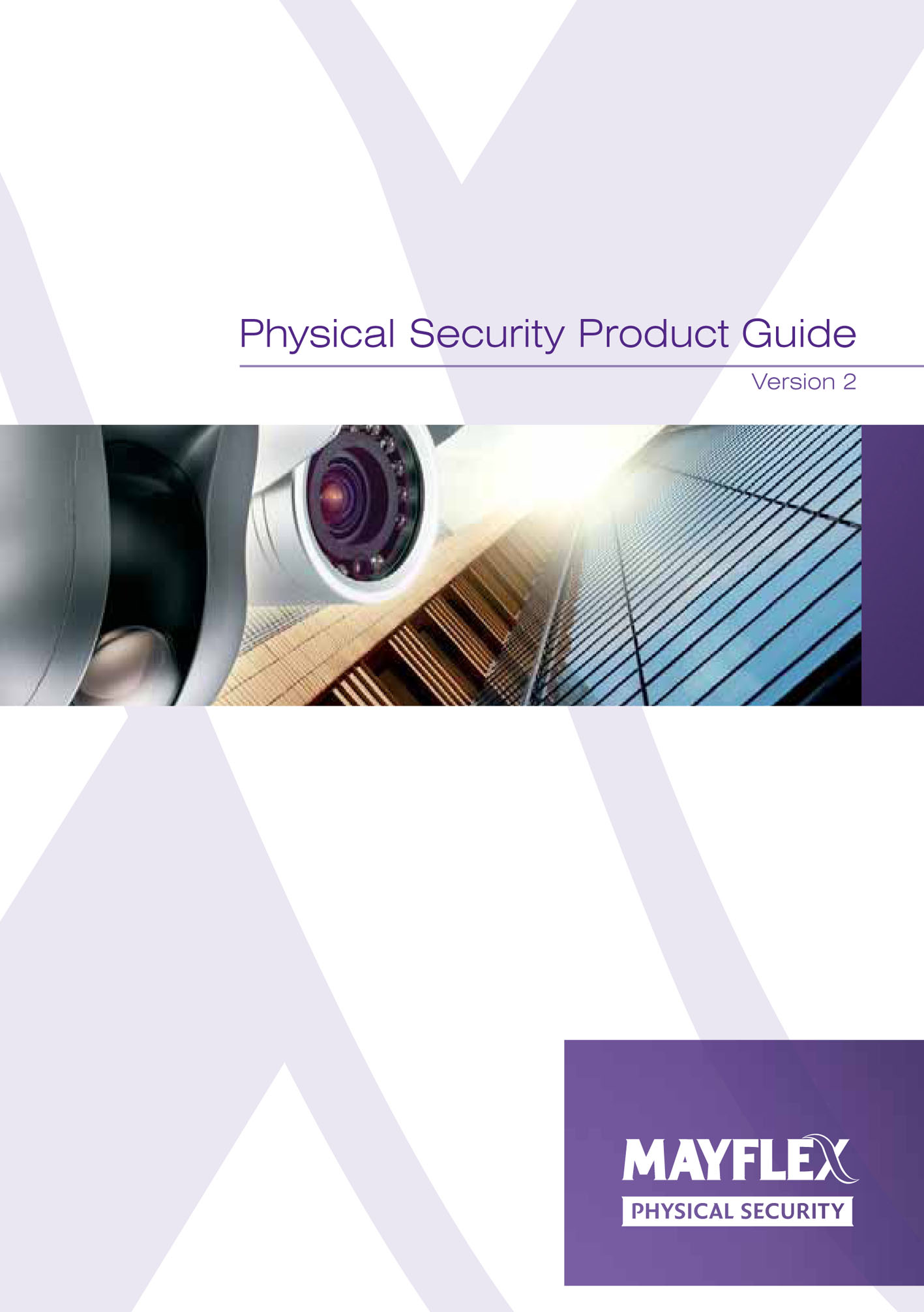 Mayflex Security Product Guide