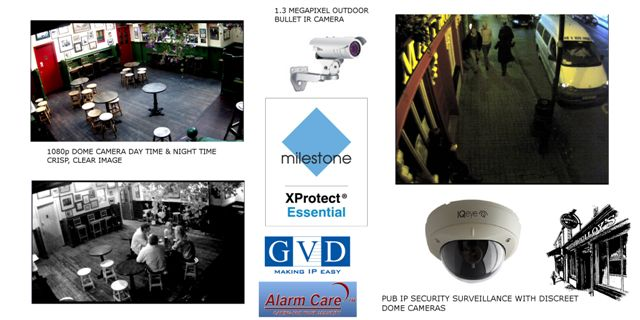 PUB benefits from IP Video Surveillance