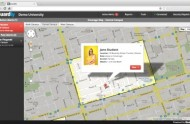 Guardly Safe Campus's indoor location positioning helps emergency response team find people within buildings