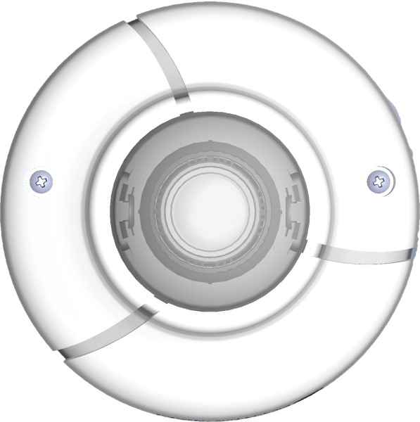 Sentry360 4k mini dome camera