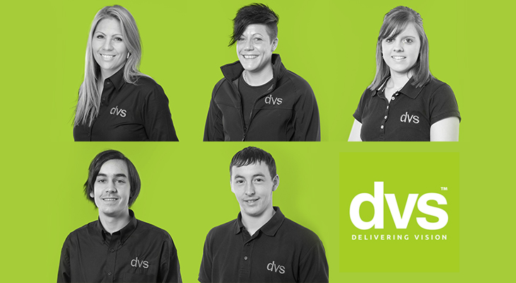 dvs limited recruits