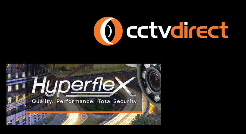 CCTVdirect Hyperflex 4MP IP range sets new standard!