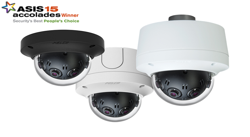 Pelco capture People's Choice Award at ASIS 2015