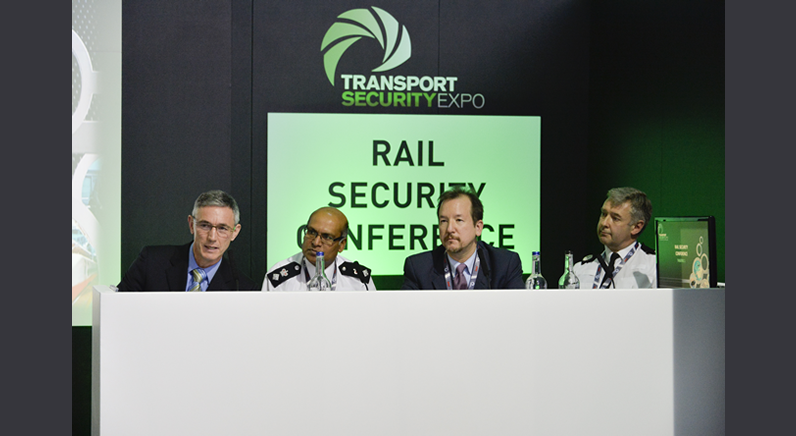Transport Security Expo's conference and seminar