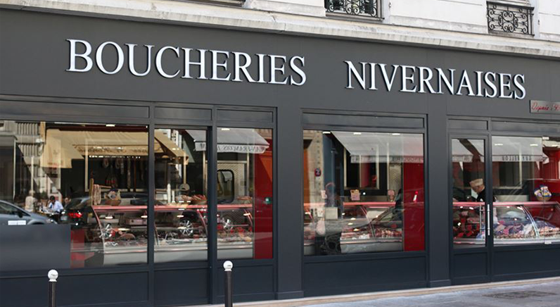 Access Control secures Boucheries Nivernaises in Paris