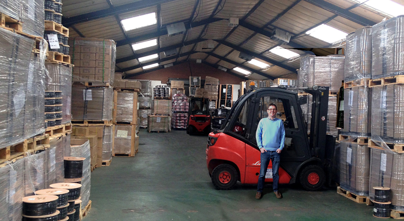 Securiflex opens new Gloucestershire branch