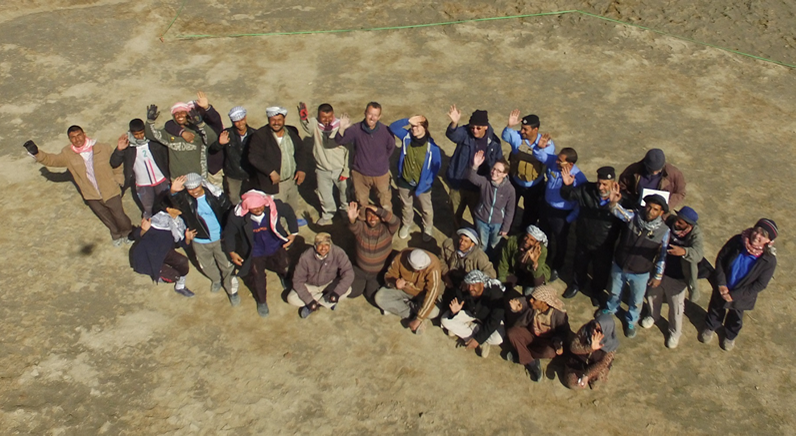 The UR Region Archaeology Project Iraq by Kirintec