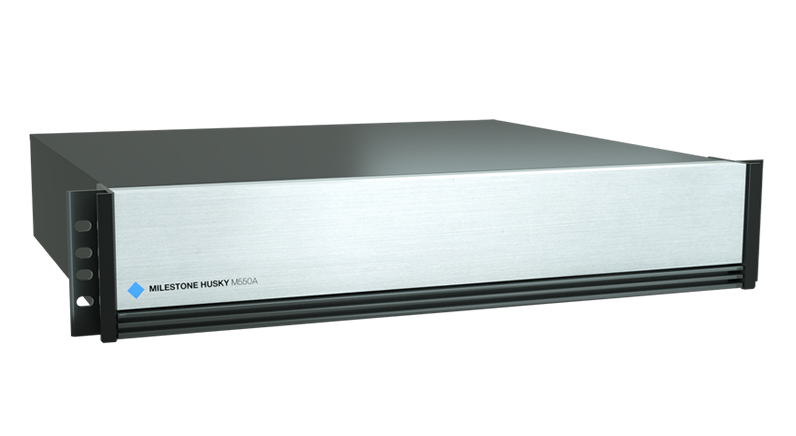 Milestone announces the Husky M550A server-grade NVR