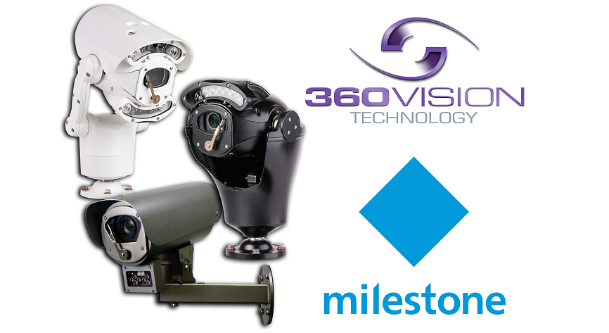 360 Vision Technology joins the Milestone Camera Partner Program