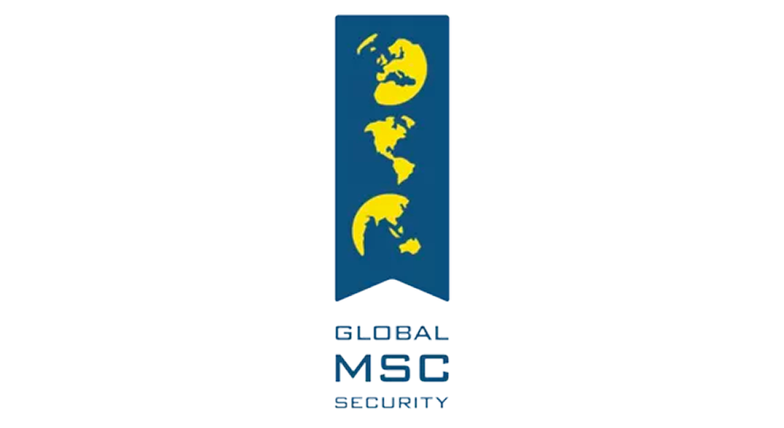 Global MSC Security - 13 & 14 November 2017