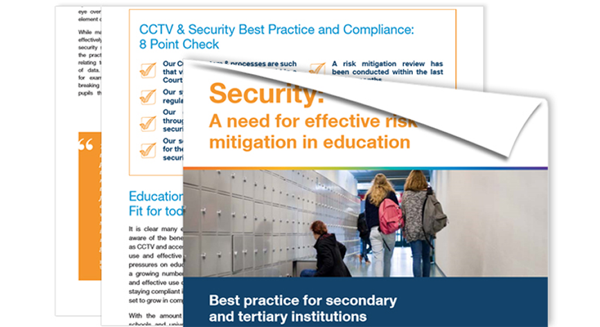 NW Systems launch the Education Security Advisory Programme