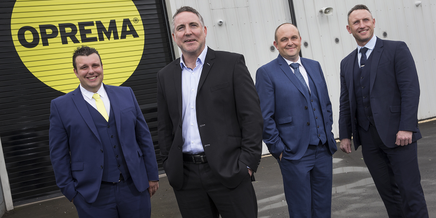 Oprema moves to new HQ and creates 15 new jobs following £850,000 investment